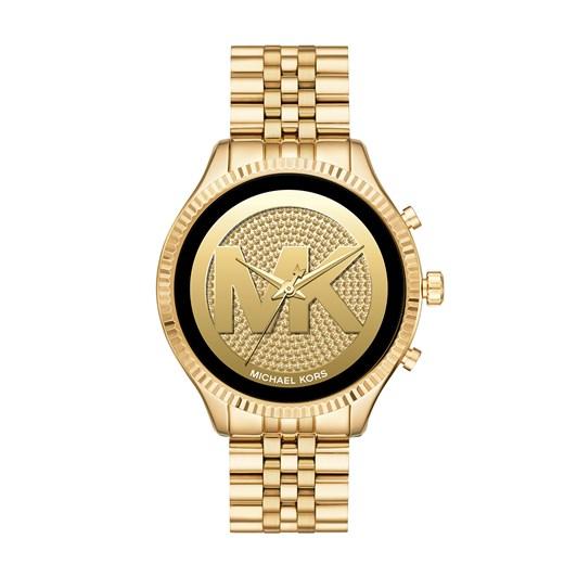 Michael Kors Lexington 2 Gold-Tone Smartwatch MKT5078