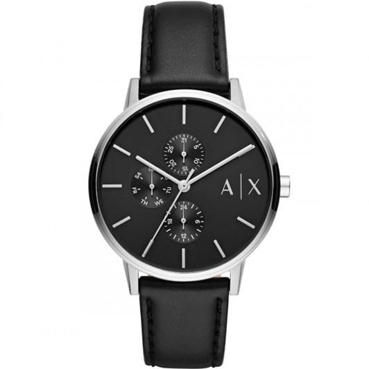 Armani Exchange Cayde Black Analogue Watch Ax2717