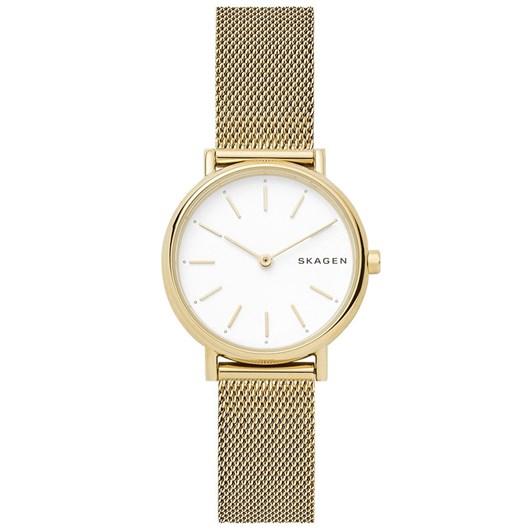 Skagen Signatur Gold-Tone Analogue Watch Skw2693