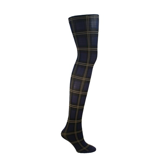 Columbine Even Tartan Tights