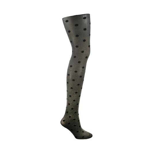 Columbine Marle Dot Tights