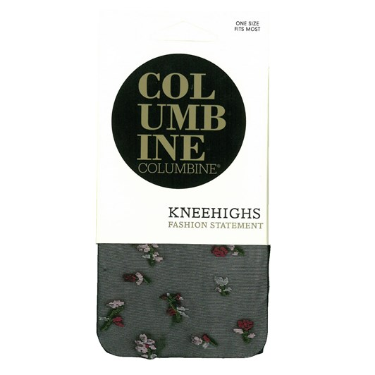 Columbine Mini Flower Kneehigh