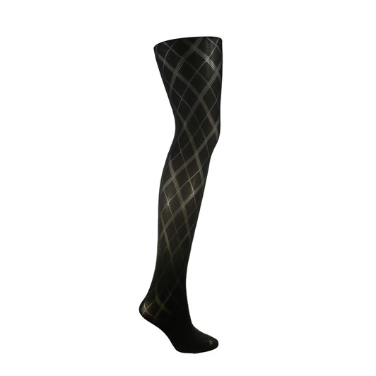 Columbine Argyle Tights