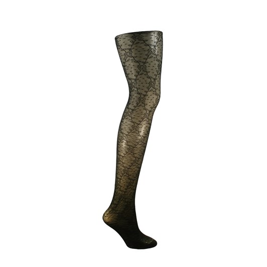 Columbine Vine Diamond Tights