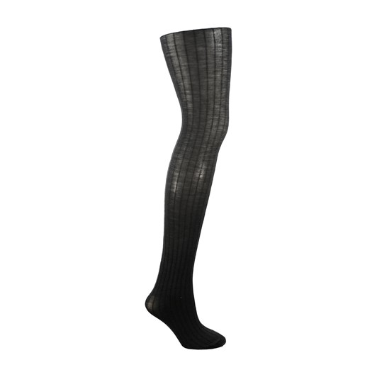 Columbine Linear Superfine Merino 70D Tights