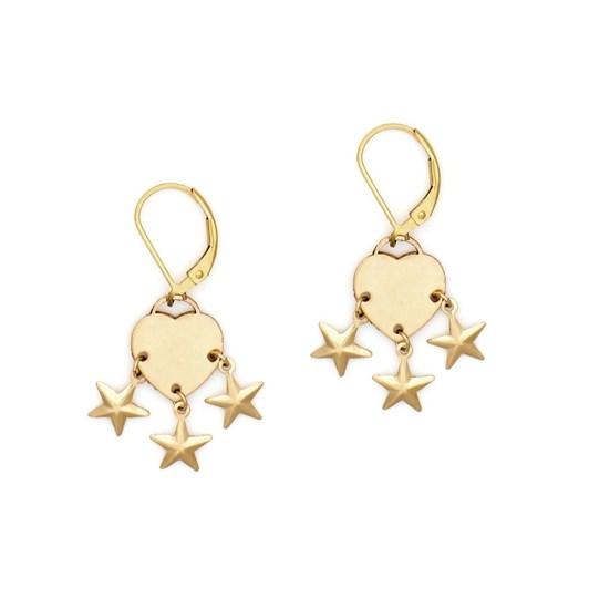 Petite Grand Multi Star Earrings
