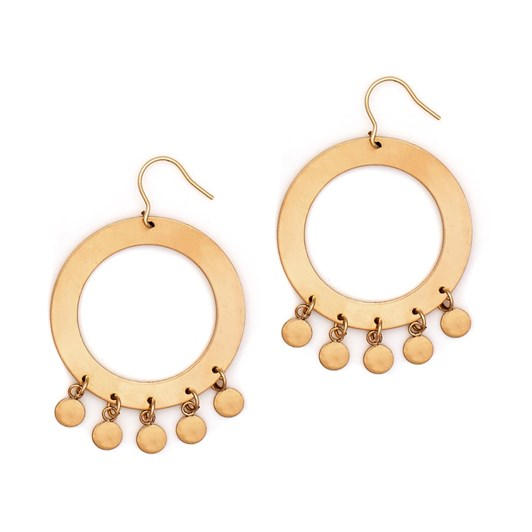 Petite Grand Large Circle Earrings