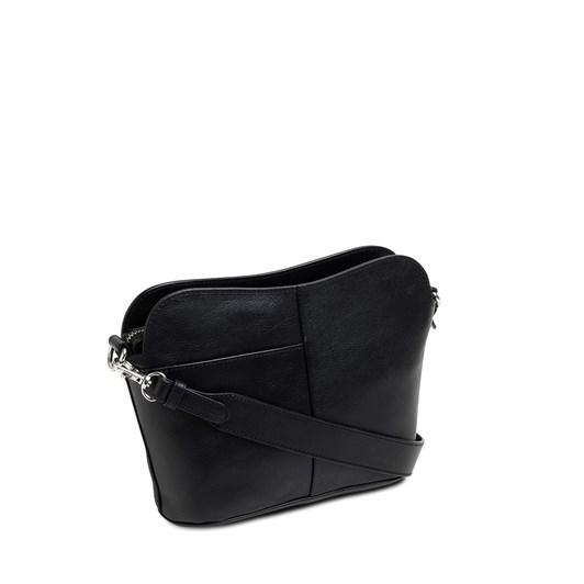 Radley Asher Way Leather Ziptop Crossbody Black