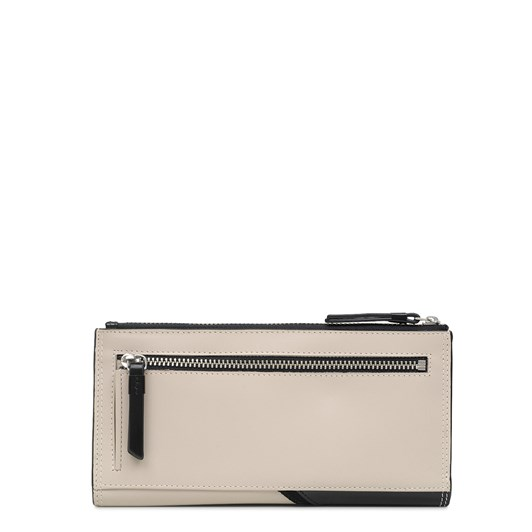 Radley Face To Face Leather Bifold Matinee Dove Grey