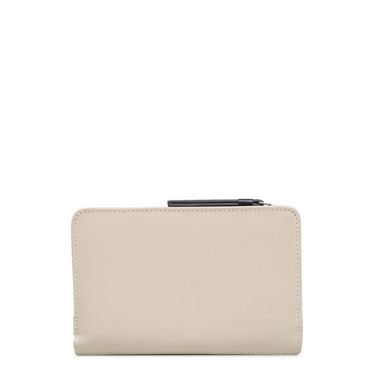 Radley Face To Face Leather Bifold Purse Dove Grey