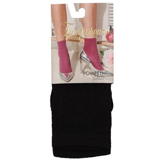 Trasparenze Pompelmo Sock