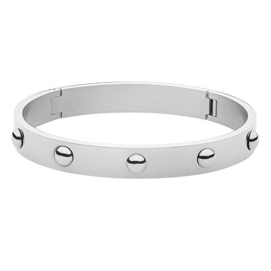 Dyrberg Kern Dott Shiny Silver Bracelet