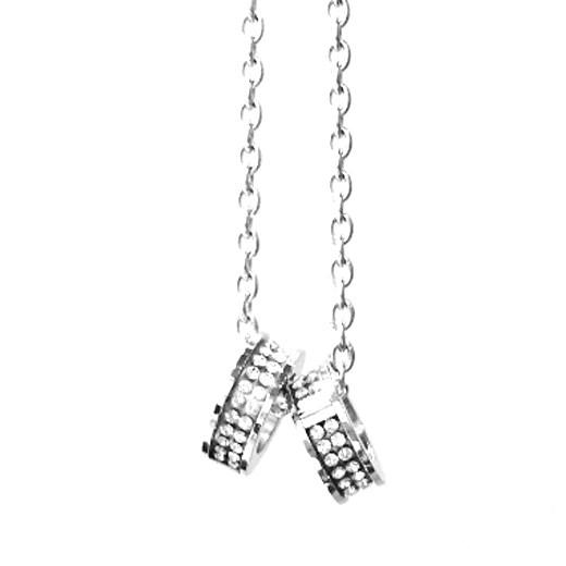 Dyrberg Kern Fermi Sg Crystal Necklace
