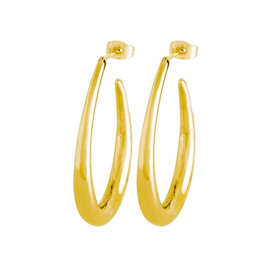 Dyrberg Kern Faun Shiny Gold Earring