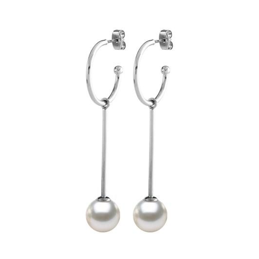 Dyrberg Kern Anaya Sg White Earring