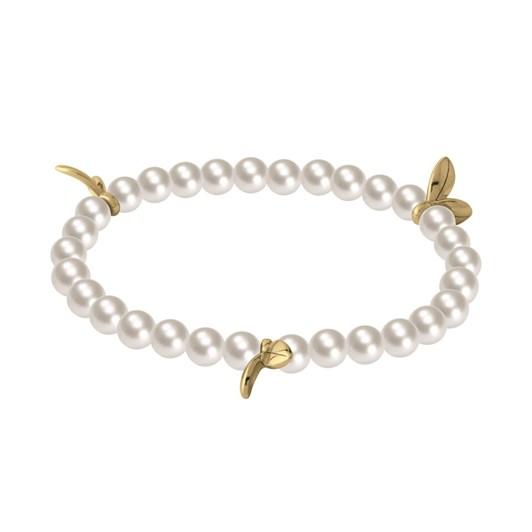 Dyrberg Kern Ayanna Sg White Bracelet
