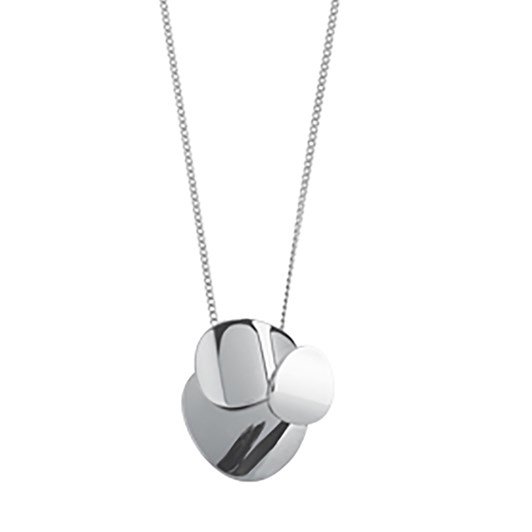 Dyrberg Kern Romona Shiny Silver Necklace