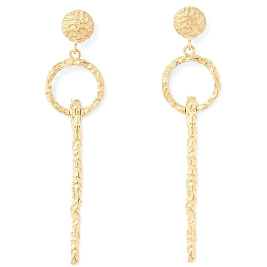Olympia by Love And Object Adona Earrings