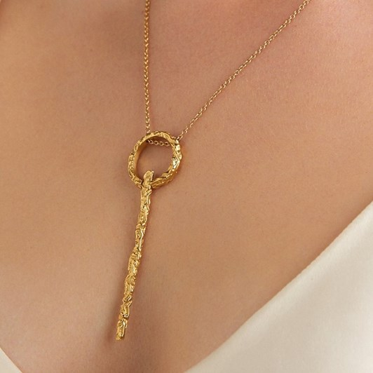 Olympia by Love And Object Adona Necklace