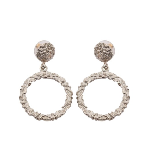 Olympia by Love And Object Annah Single Hoop Earrings