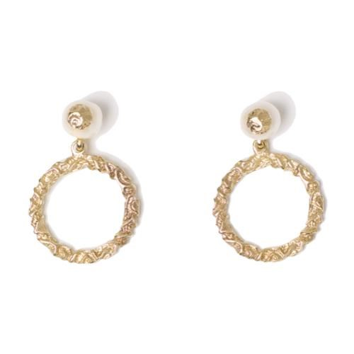 Olympia by Love And Object Cypriot Earrings