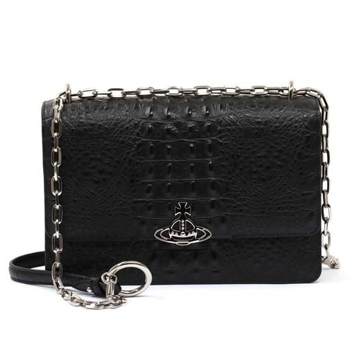 Vivienne Westwood Debbie Large Bag With Flap