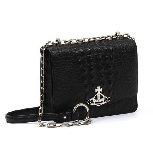 Vivienne Westwood Debbie Medium Bag With Flap