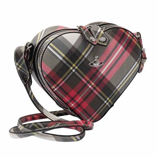 Vivienne Westwood Derby Heart Crossbody Bag