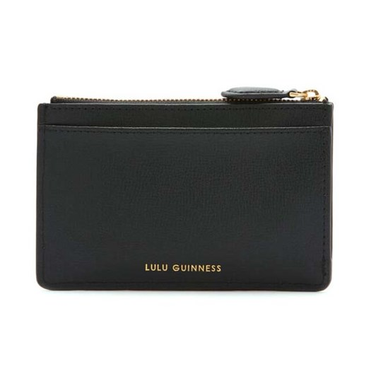 Lulu Guinness Fragile Travel Stamps Lottie Pouch