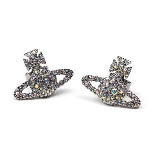 Vivienne Westwood Grace Bas Relief Stud Earring