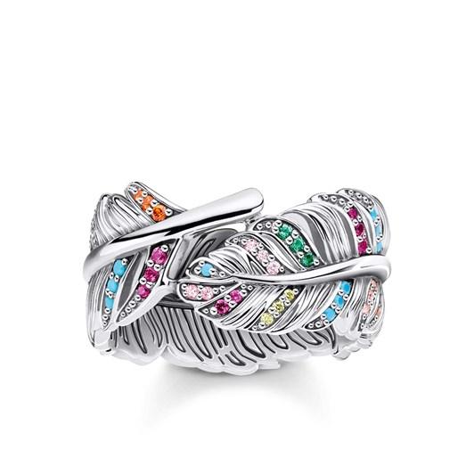 Thomas Sabo Magic Garden Feather Ring