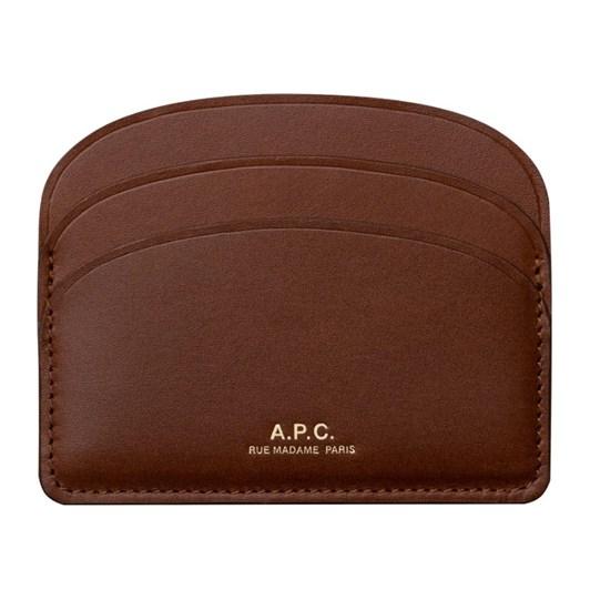 A.P.C. Demi-Lune Card Holder