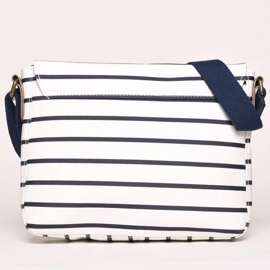 Brakeburn Stripe Saddle Bag