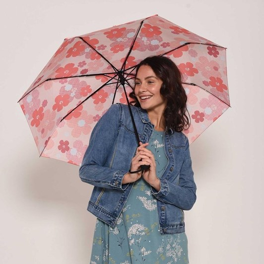 Brakeburn Wild Rose Umbrella
