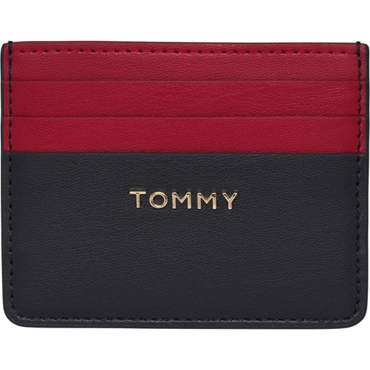 Tommy Hilfiger Iconic Tommy CC Holder