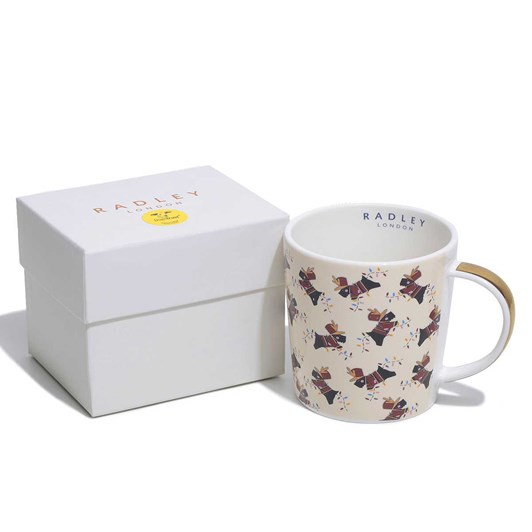 Radley Radley In Lights Boxed Mug
