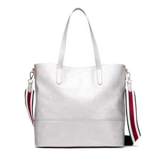 Joules Trent PU Shopper Bag