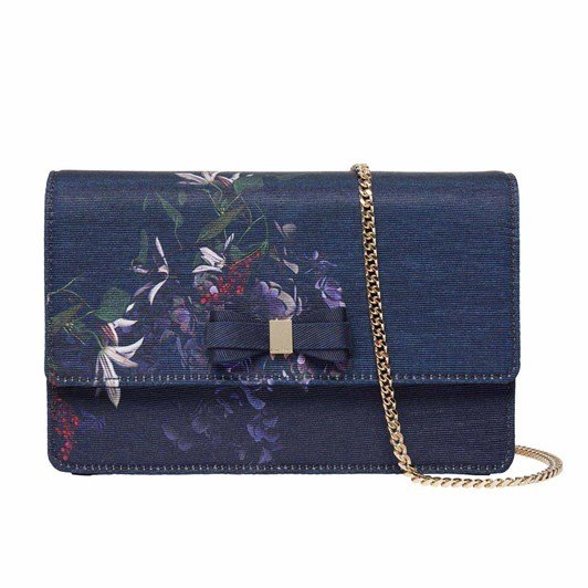 Ted Baker Gabz Pomegranate Bow Evening Bag