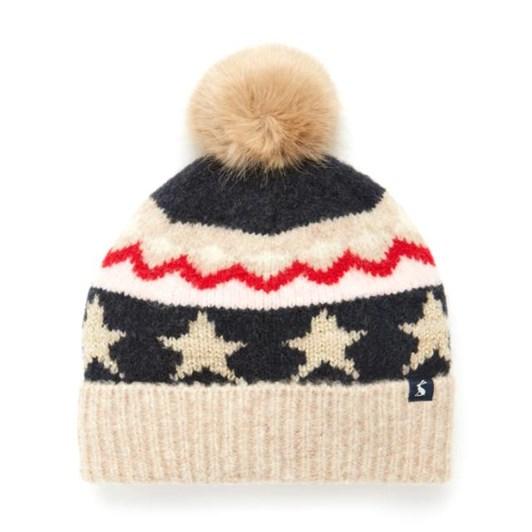 Joules Wilbury Fairisle Hat