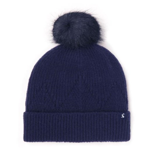 Joules Thurley Knitted Bobble Hat