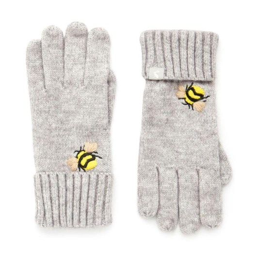 Joules Stafford Embroidered Gloves