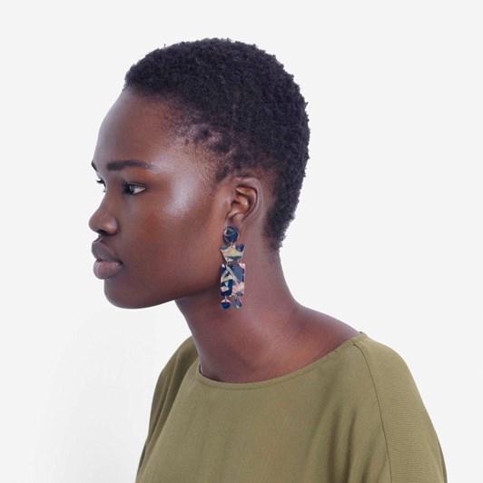 Elk Hilma Shapes Earring