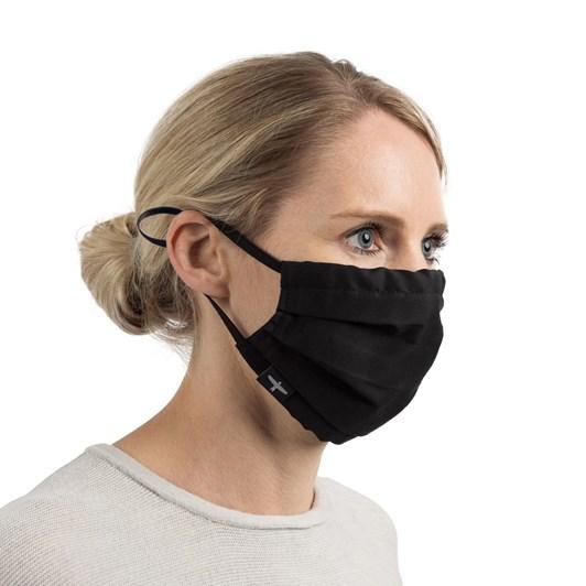Untouched World Cotton Pleat Mask