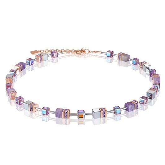 Coeur De Lion Geo-Cube Necklace
