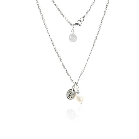 Silk & Steel Together Forever Necklace