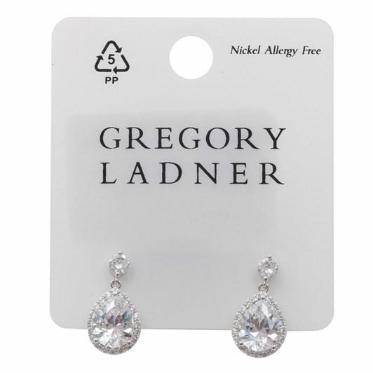 Gregory Ladner Teardrop Earrings