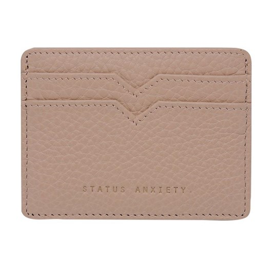Status Anxiety Together For Now Card Holder