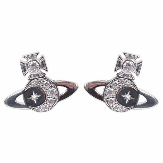 Vivienne Westwood Dorina Bas Relief Earrings