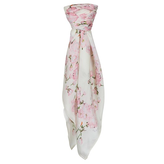 Alice & Lily Pure Silk Sateen Scarf