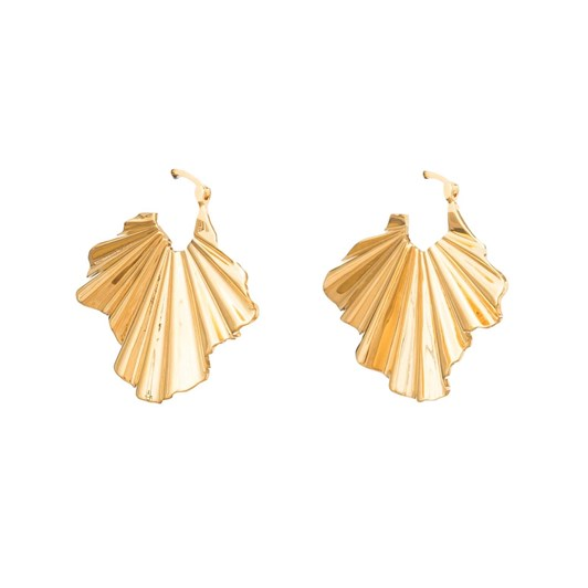 Stella + Gemma Gold Iris Earrings
